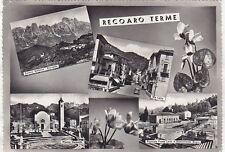VICENZA RECOARO TERME 19 VEDUTINE - CICLAMINI Cartolina FOTOGRAFICA viaggiata