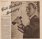 The Picturegoer 1950, features William Hartnell . Fascinating! Dr Doctor Who