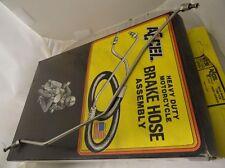 """FXWG """"NEW REPO"""" 1983-84 REAR BRAKE TUBE #41004-82"""