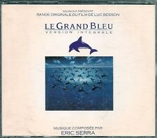 COFFRET 2 CD BOF / OST 33 TITRES--LE GRAND BLEU / VERSION INTEGRALE--ERIC SERRA