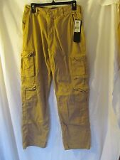NWT Men's SOUTHPOLE AUTHENTIC COLLECTION CARGO PANTS W:29 L:30  KHAKI,Timberland