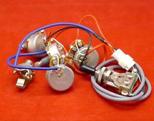 Wiring Harness With Alpha Full Pots Switch Fit  Les Paul