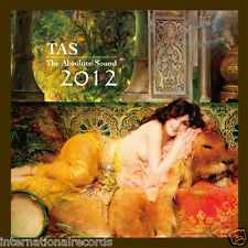 """TAS """"The Absolute Sound 2012"""" Stockfisch Audiophile CD Made in Germany Brand New"""