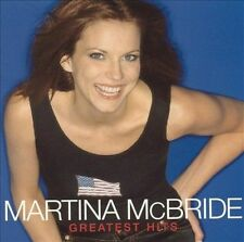 Greatest Hits by Martina McBride (CD, Sep-2001, RCA)