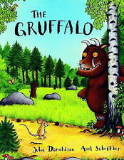 FREE CD/DVD The Gruffalo by Julia Donaldson (Paperback, 1999)