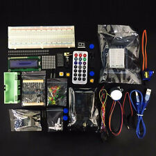 Ultimate Starter learning Kit for Arduino UNO R3 LCD 1602 Servo processing Tools