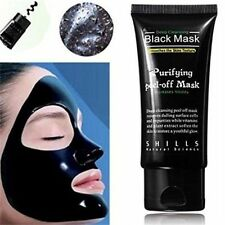 Genuine SHILLS Deep Cleansing Black Purifying peel-off FACE MASK Blackhead CLEAN