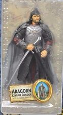 Aragorn King of Gondor action figure Toy Biz Lord of the Rings 2003 NIP