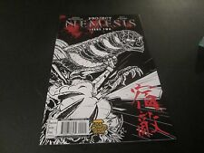PROJECT: NEMESIS #2  LOCAL COMIC SHOP DAY VARIANT RARE HTF!!