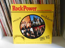 AA.VV. ROCK POWER MAGAZINE E.P.Alice In Chains, Mindfunk, Tipsy Wit Love/Hate 7""