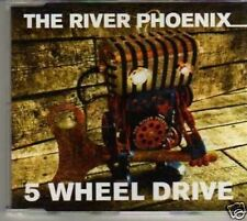 (78I) The River Phoenix, 5 Wheel Drive - DJ CD