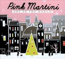 Pink Martini - Joy To The World CD Digipak NEW and SEALED