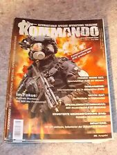 International Special Operations Magazine - Kommando Nr.5/2012
