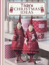 Tilda's Christmas Ideas by Tone Finnanger (2010, Paperback)
