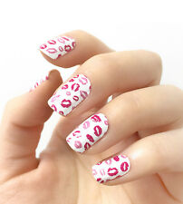 Authentic Incoco Nail Polish 16 Double-Ended Strips by It's a Nail - Kiss Kiss
