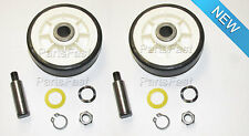 PS1570070 (2 PACK) DRUM SUPPORT ROLLER KIT FOR MAYTAG ADMIRAL JENN AIR CROSLEY