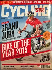 Cycling Plus Road Test Grand Jury Bike Of Year Beginner May 2015 FREE SHIPPING!