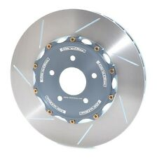 Girodisc Front 2-piece rotors for Audi A6/Allroad with Brembo 6 Piston Caliper