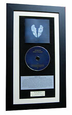 COLDPLAY Ghost Stories CLASSIC CD Album TOP QUALITY FRAMED+EXPRESS GLOBAL SHIP