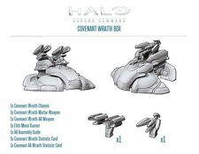 Spartan Games Halo Ground Command BNIB Covenant Wraith Tank HGCV05