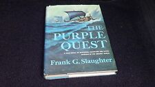 The Purple Quest:A Novel of Seafaring Adventure in the Ancient World by Frank G.