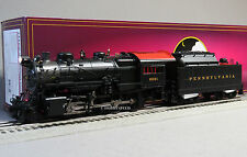 MTH PREMIER PRR 2-8-0 H10s STEAM ENGINE & TENDER PROTO 3 HI RAIL o 20-3563-1 NEW