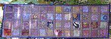 Tenture indienne violette Dessus de table Tapis mural Patchwork fait main Inde 4