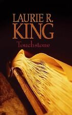 Touchstone (Center Point Platinum Mystery (Large Print))-ExLibrary