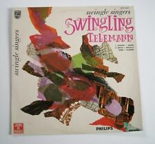 "SWINGLE SINGERS ""Swingling Telemann"" (Vinyle 33t / LP)"
