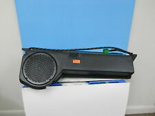 2009 13 Mercedes R350 Rear Subwoofer Box with Speaker A251 820 06 02