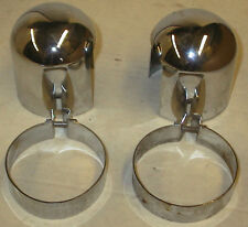 52-85 SHOCK TOP COVER 54704-52 & 54705-52 Panhead Shovelhead Sportster & K-model