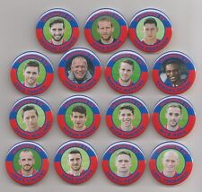 INVERNESS CALEDONIAN THISTLE FC SCOTTISH CUP WINNERS 2015  BADGES X 15