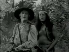 Hawkeye and the Last of the Mohicans 1950s television series 15 episodes