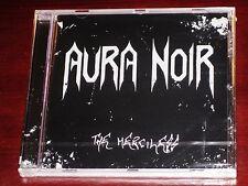 Aura Noir: The Merciless CD 2004 Peaceville Records Germany CDVILED127 NEW