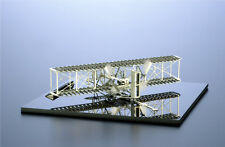 The Wright Flyer Silver Edition by Aerobase – Unique Models from Japan