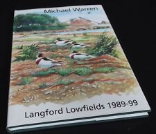 Michael Warren: Langford Lowfields 1989-99. SIGNED.