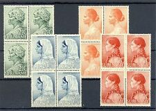 SURINAME # 190/93  ( 4 x)   KW € 60     ** PF LUXE   @1