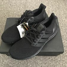 Adidas Ultra Boost Triple Black Uk8.5