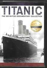 Titanic, The Definitive Documentary Collection DVD