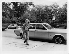 Photo originale Danièle Delorme Le voyou Claude Lelouch automobile Citroën DS