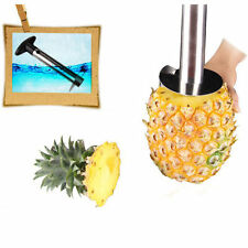 1pc Stainless Steel Kitchen Tool Fruit Pineapple Corer Slicer Cutter Peeler New