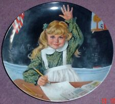Reco International Corp Plate LEARNING IS FUN - BECKY'S DAY COLLECTION