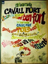 CAVALL FORT nº  94    revista en CATALÁ