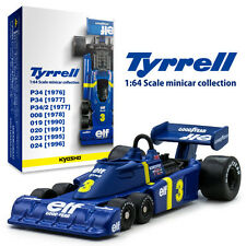 KYOSHO 1:64 Tyrrell Mini car Collection complete set 16 car from Japan