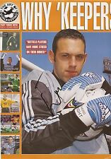 Ipswich: richard wright signé A4 (12x8) magazine photo + coa