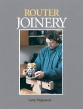 Router Joinery: with Gary Rogowski (Fine Woodworking DVD Workshop) [Sep 01, 19..