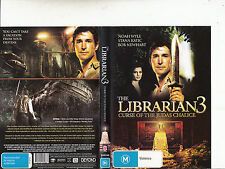 The Librarian 3-2008-Noah Wyle-Movie-DVD