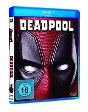 Deadpool [Blu-ray](NEU/OVP) Ryan Reynolds in einer ironischen Rachestory