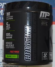 Musclepharm CREATINE BLACK 30 Servings.Fruit Punch Flavor