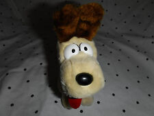 "Daking 1983 Odie Garfield Dog 18"" Plush Soft Toy Stuffed Animal"